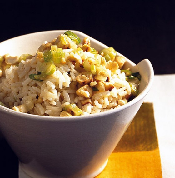Cashew-Reis