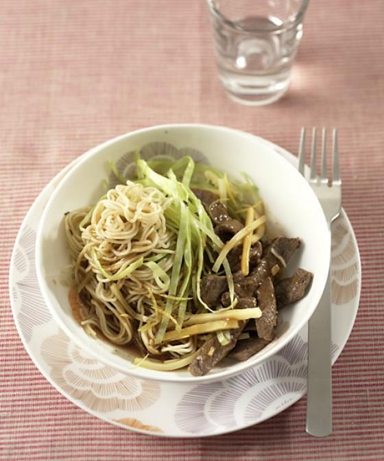 Chinesisch kochen mit rindfleisch for Chinesisch kochen