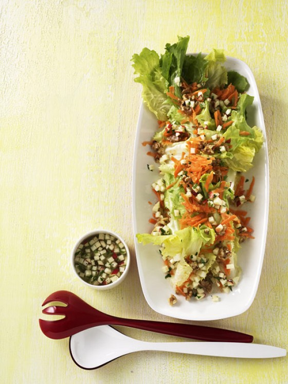 Endivien-Möhren-Salat