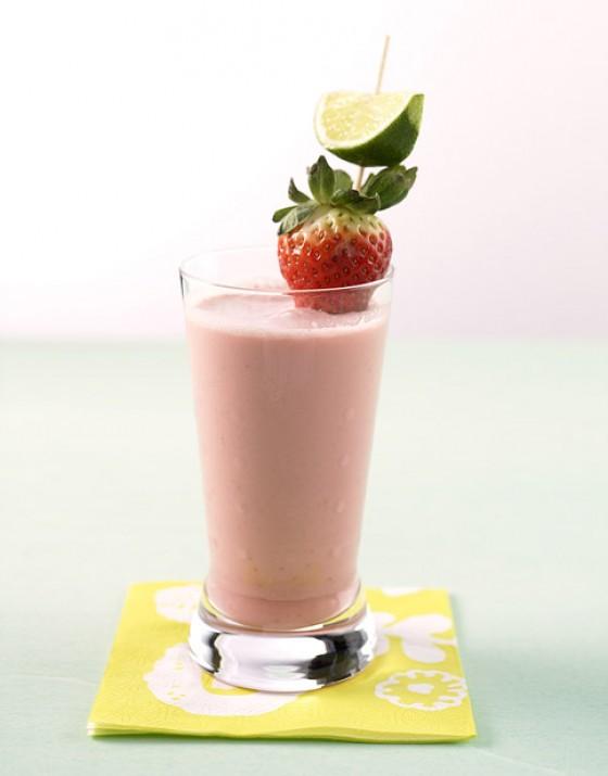 Erdbeer-Colada