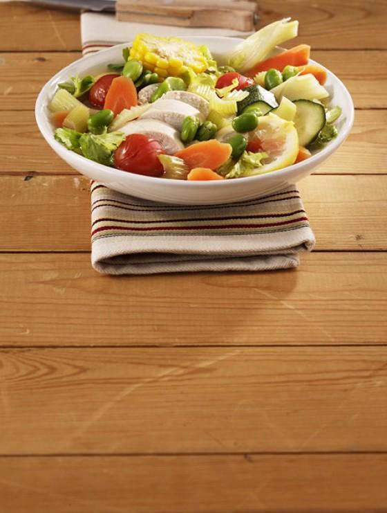 Gemüse-Bollito