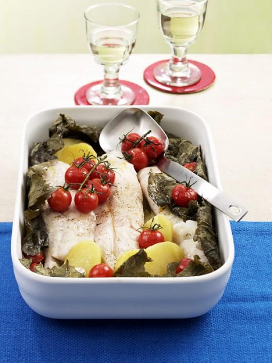 Griechischer Fischtopf
