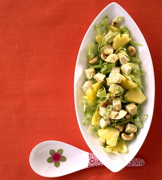 Hähnchensalat