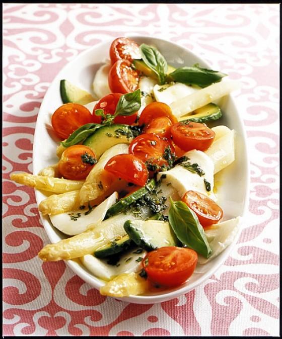 Italienischer Spargelsalat