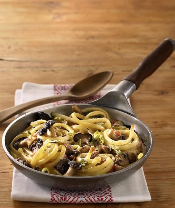 Italienisches Bauernfrühstück