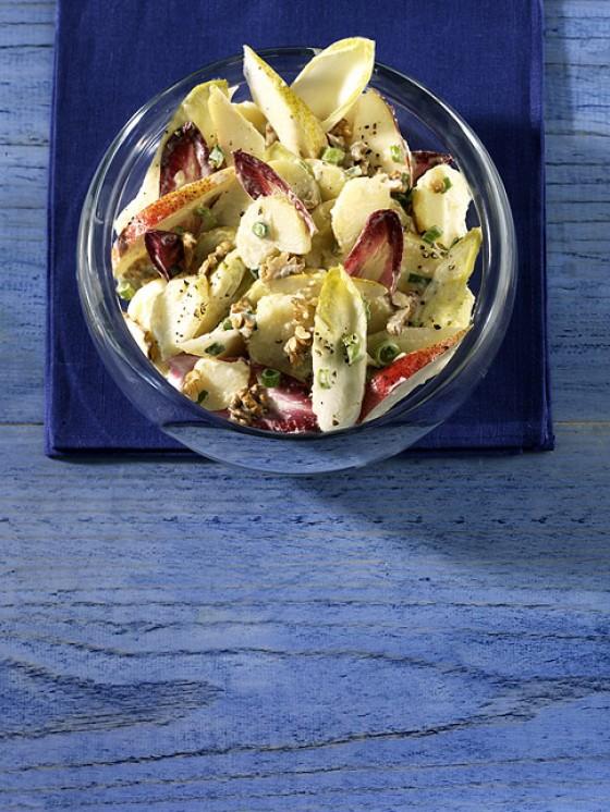 Kartoffel-Chicorée-Salat