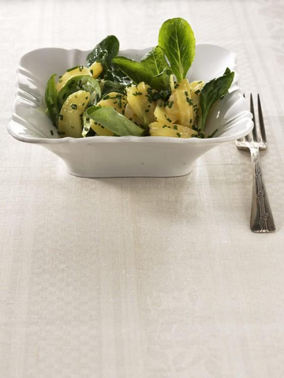 Kartoffel-Vogerlsalat