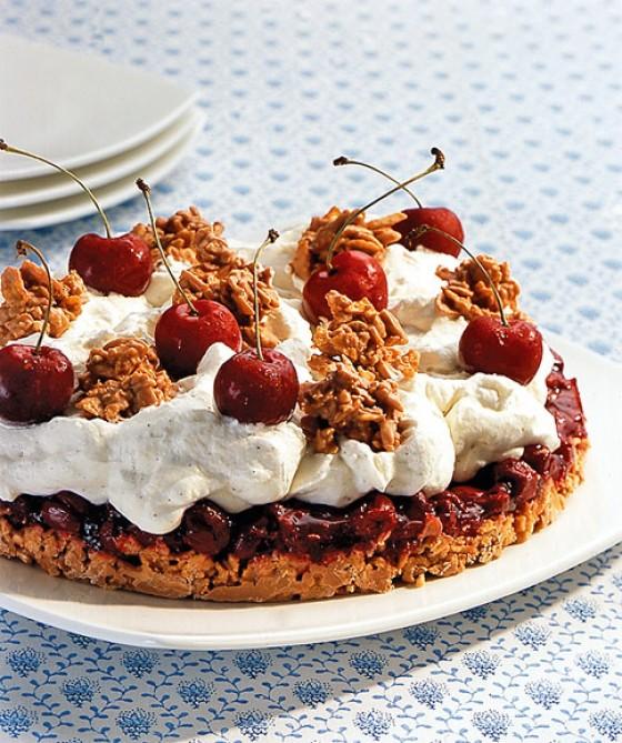 Kirsch-Crossie-Torte