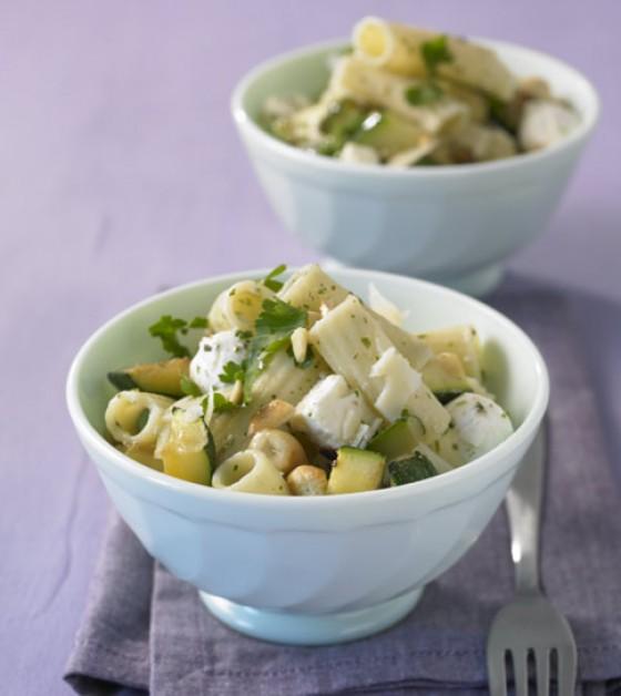 Nudel-Käse-Salat