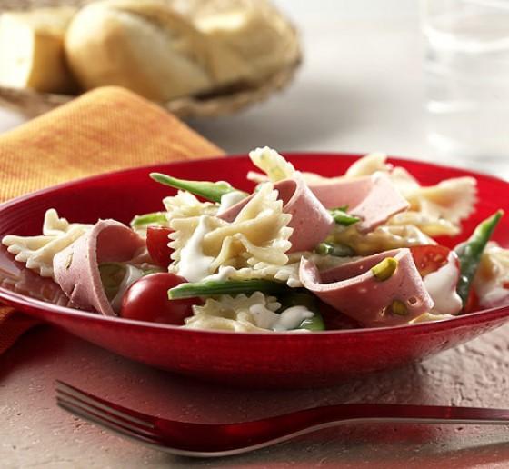 Pasta-Wurst-Salat