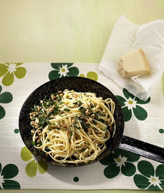 Pfannen-Pesto