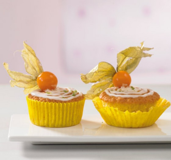 Physalis-Muffins