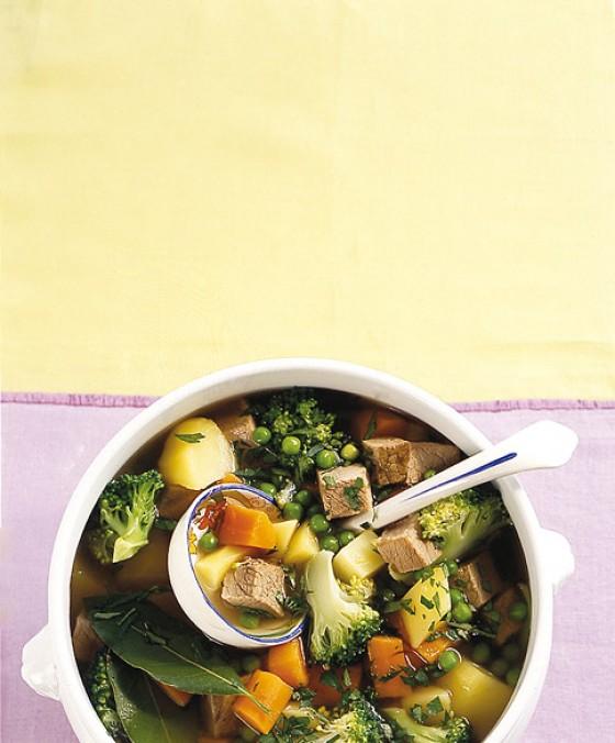 Rinder-Gemüse-Eintopf