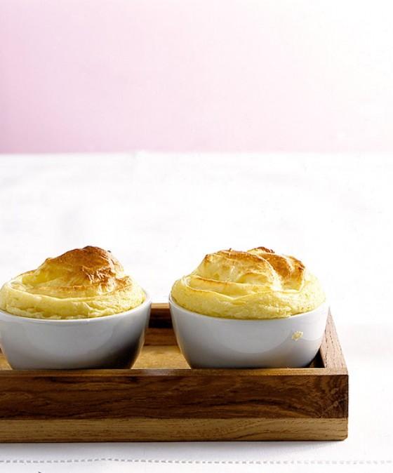 Schnelles Kartoffel-Soufflé