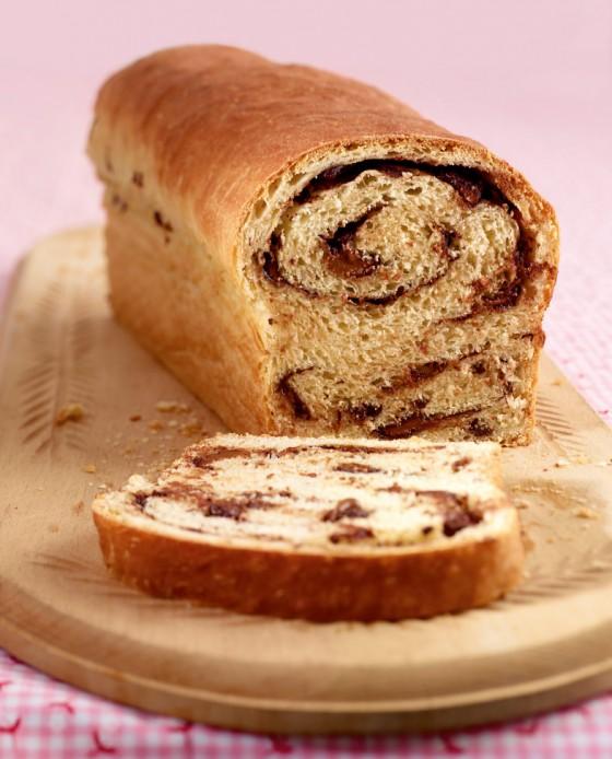 Schoko-Brot