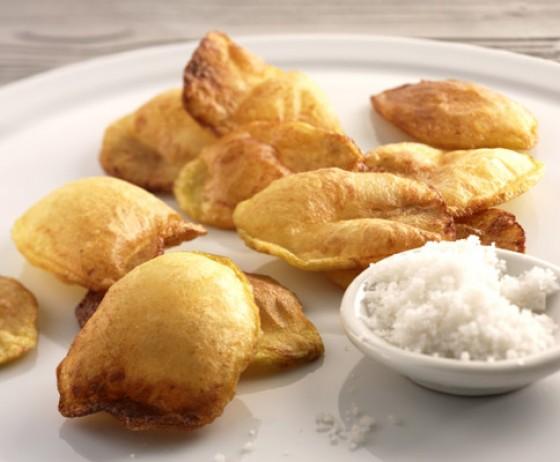 Soufflé-Kartoffeln
