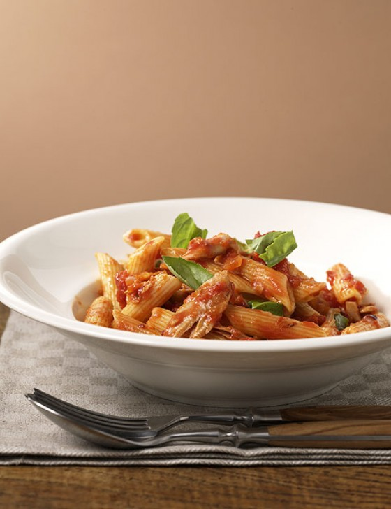 Thunfisch all'arrabbiata
