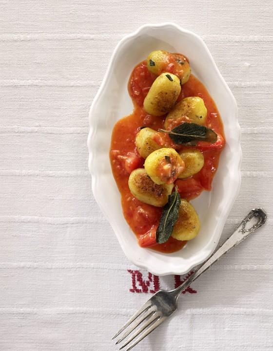 Tomaten-Kartoffeln