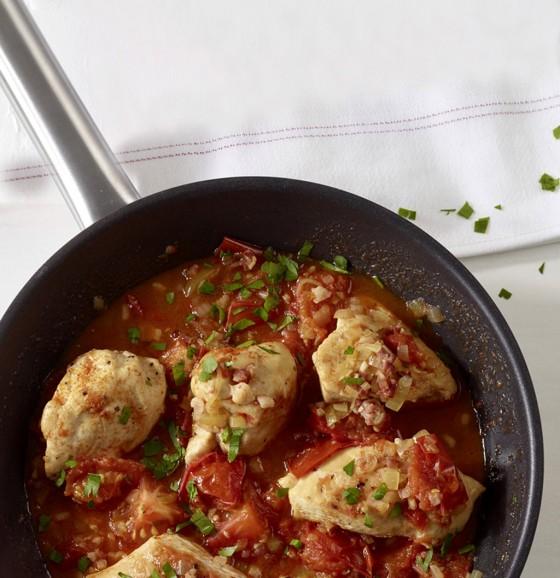 Tomatenhähnchen