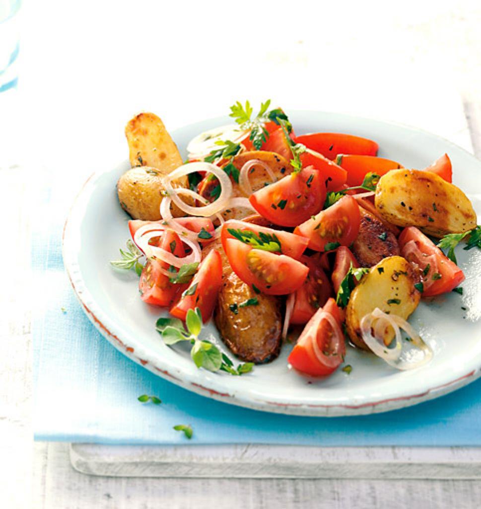 Kartoffel tomaten