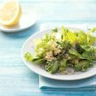 Grüner Quinoa-Salat