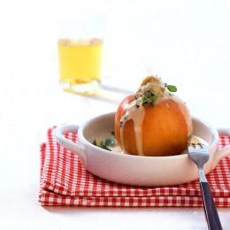 Pikanter Bratapfel