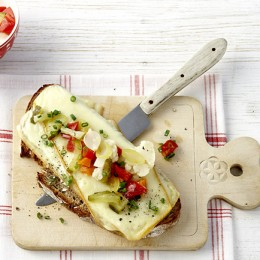 Raclette-Schnitten
