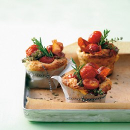 Tomaten-Muffins