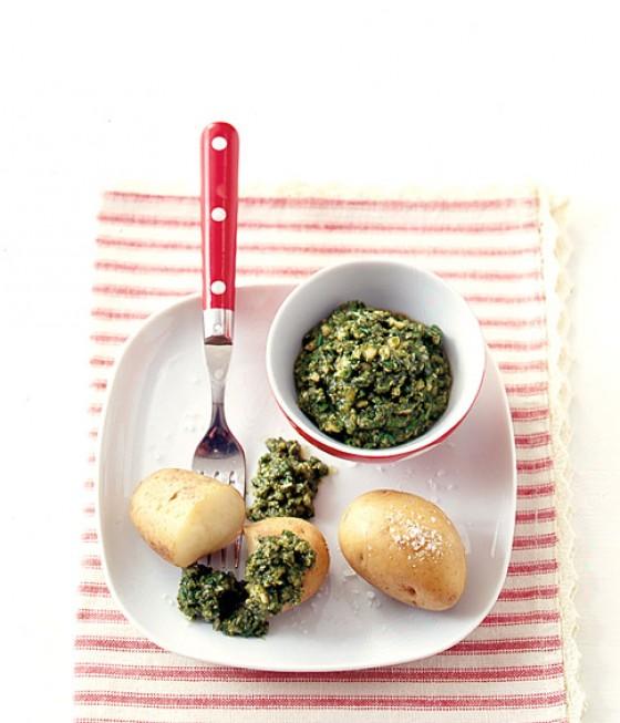 Frankfurter Kräuter-Pesto