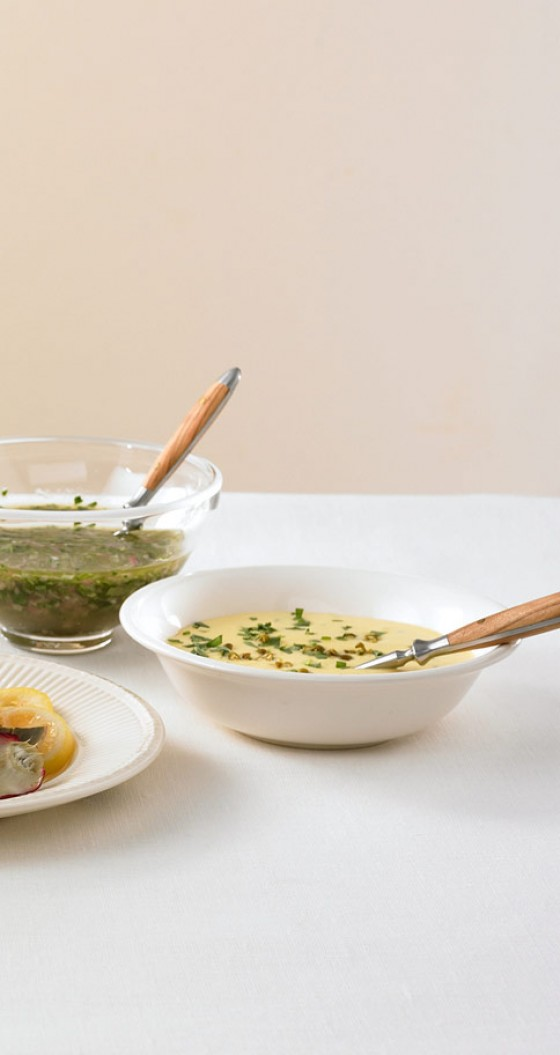 Joghurt-Béarnaise