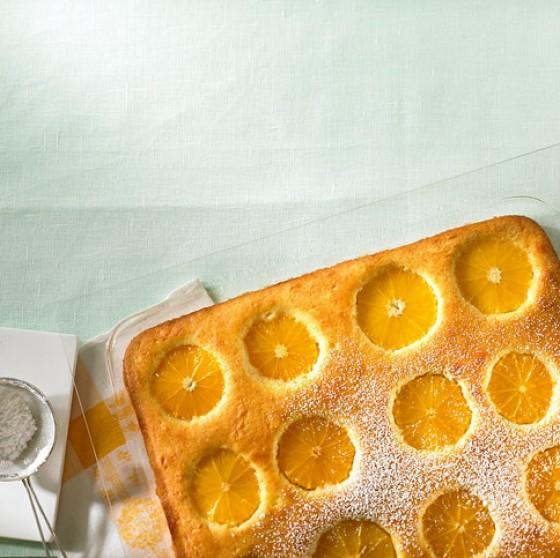 Orangenschnitten