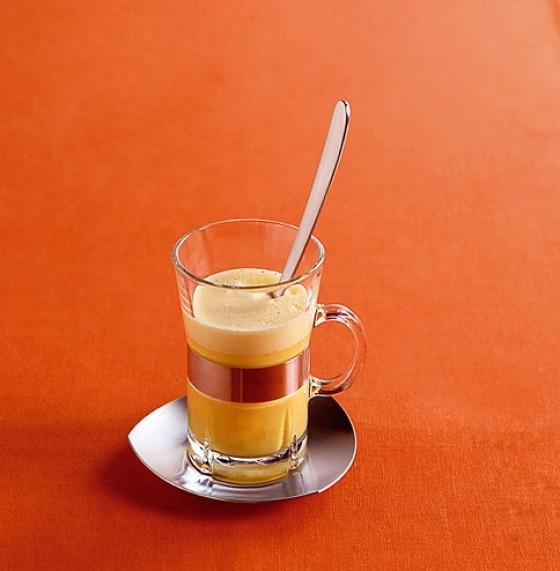 Safran-Honigmilch