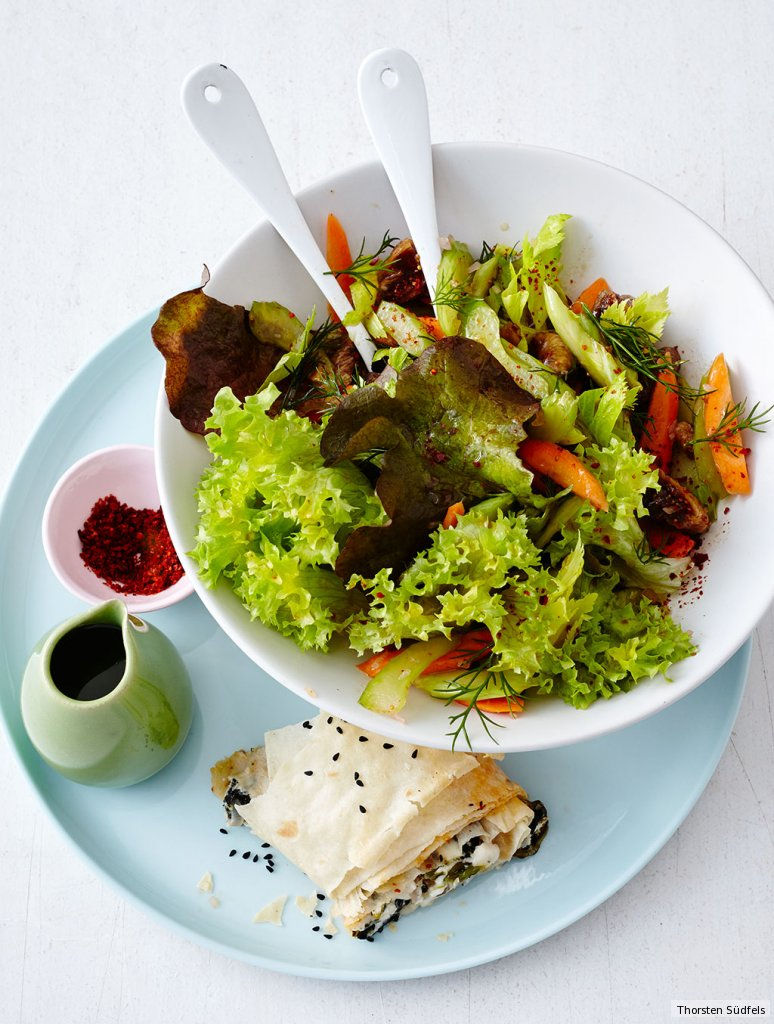 Essen und trinken rezepte salate