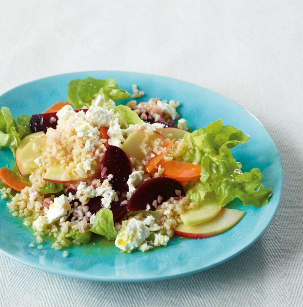 bulgur gem se salat rezept essen trinken. Black Bedroom Furniture Sets. Home Design Ideas