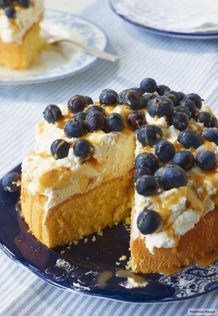 Schnelle kuchen rezepte unter 60 minuten essen und trinken for Kuchen mit insel bilder