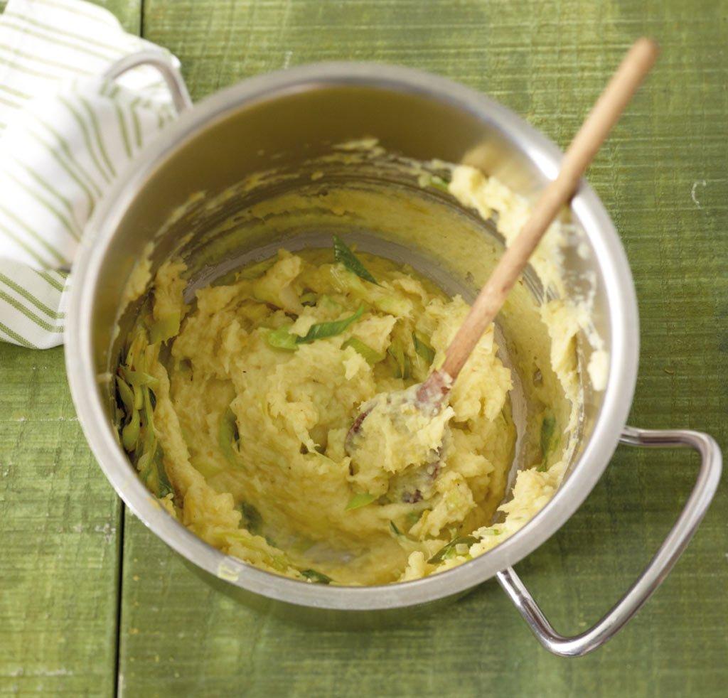 Rezepte kartoffeln mit lauch