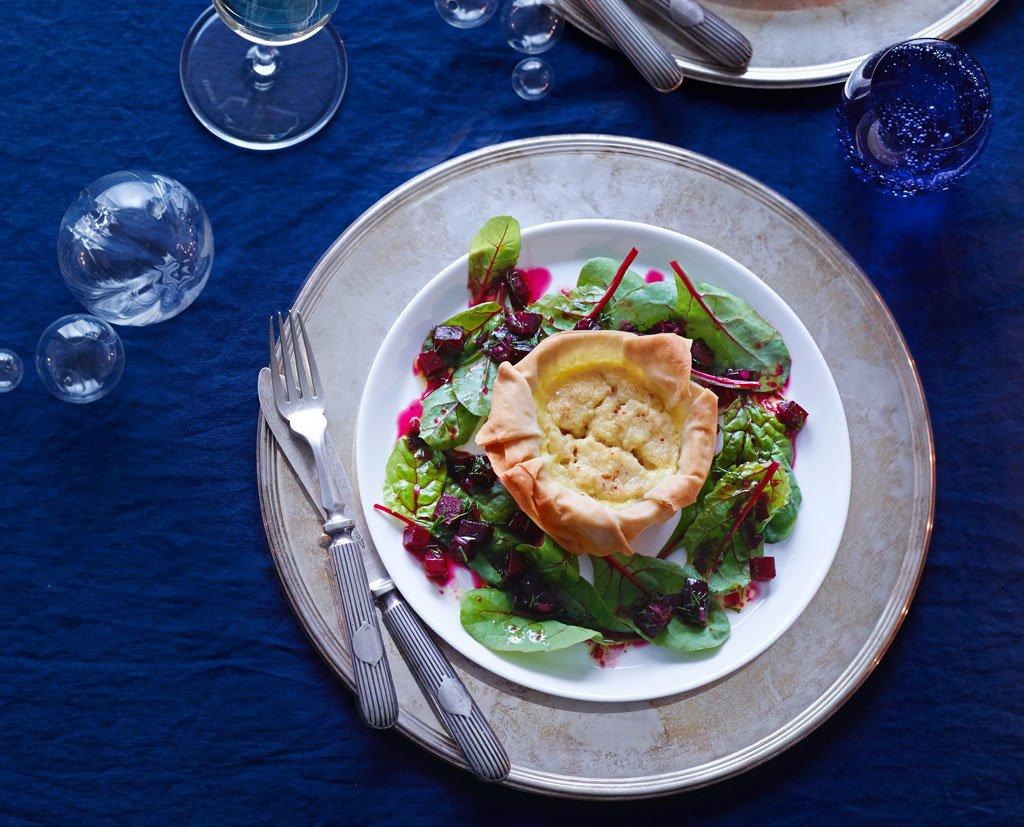 vorspeise salat und fisch beliebte eezepte f r n tzliche. Black Bedroom Furniture Sets. Home Design Ideas