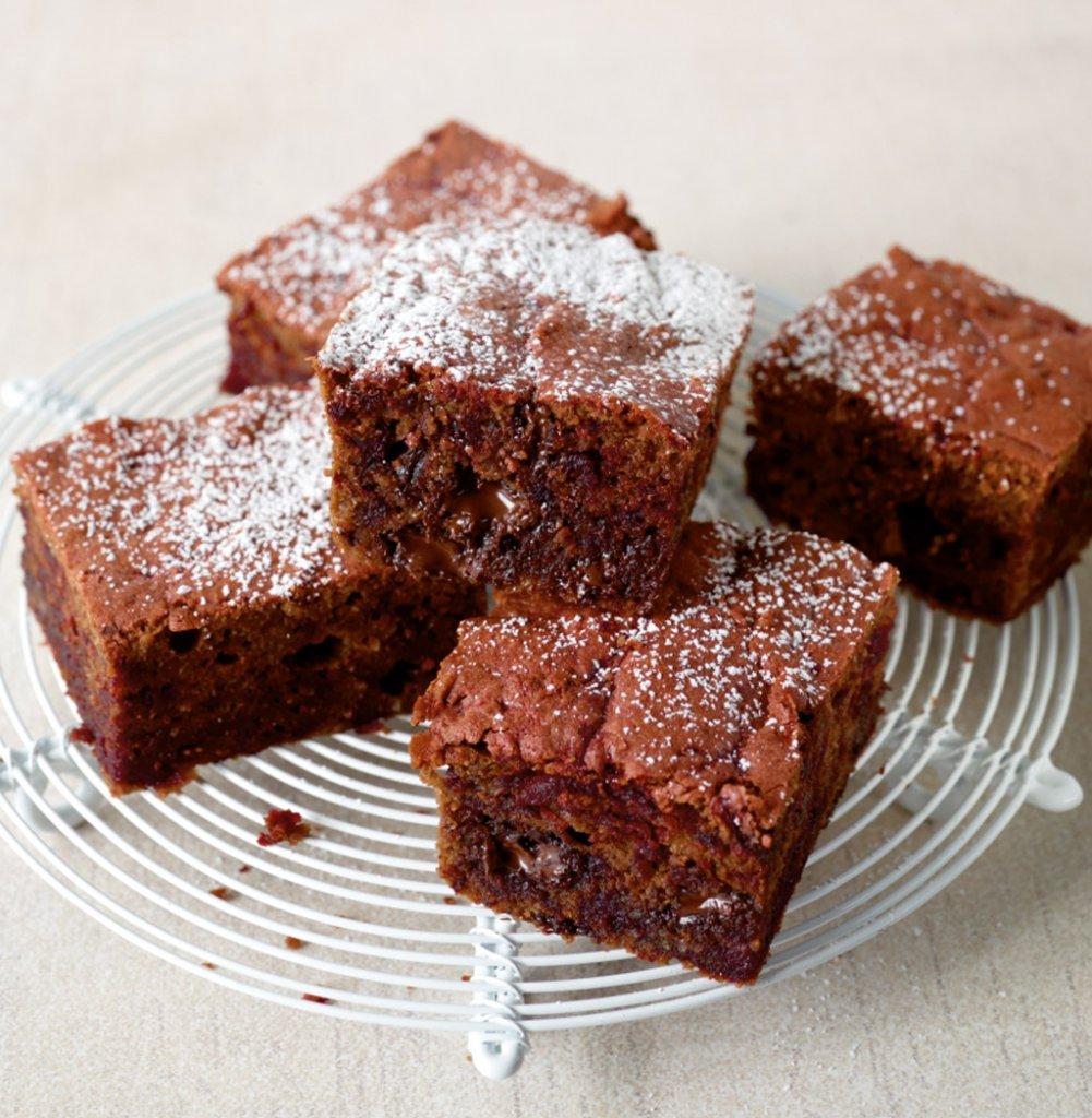 rote bete brownies rezept essen und trinken. Black Bedroom Furniture Sets. Home Design Ideas