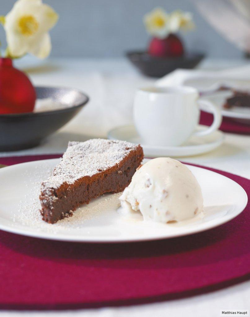 schokoladen zimt kuchen rezept essen trinken. Black Bedroom Furniture Sets. Home Design Ideas