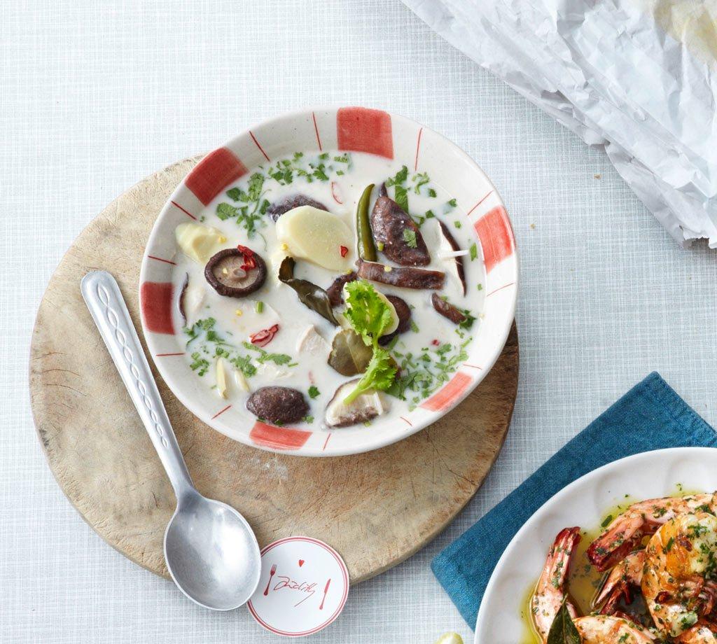 gesunde asia-küche - [essen & trinken]