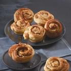 Apfel-Hefe-Muffins