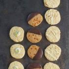 Aprikosen-Mokka-Kekse