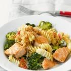 Broccoli-Lachs-Pasta