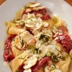 Carpaccio-Pasta