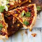 Chili-con-Carne-Pizza