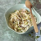 Gegrillter Cole Slaw