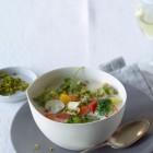 Gemüse-Kokos-Suppe