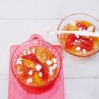 Grapefruit-Grütze