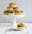 Honig-Himbeer-Muffins
