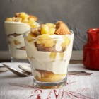 Maronen-Mascarpone-Dessert
